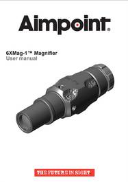Product Manuals & Guides - Aimpoint Global