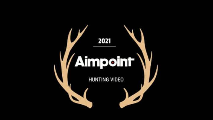 Aimpoint Hunting Awards 2021 Film Screenshot